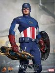 The Avengers - Captain America Limited Edition Collectible Figurine 02