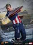 The Avengers - Captain America Limited Edition Collectible Figurine 03