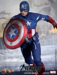 The Avengers - Captain America Limited Edition Collectible Figurine 09