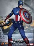 The Avengers - Captain America Limited Edition Collectible Figurine 10
