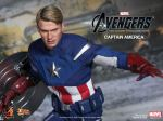 The Avengers - Captain America Limited Edition Collectible Figurine 16