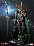 The Avengers - Loki Limited Edition Collectible Figurine 02