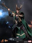 The Avengers - Loki Limited Edition Collectible Figurine 05