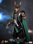 The Avengers - Loki Limited Edition Collectible Figurine 07