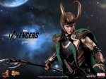 The Avengers - Loki Limited Edition Collectible Figurine 13