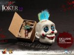 DX Series - The Dark Knight - The Joker 2.0 Collectible Figure - 28