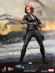 The Avengers - Black Widow Limited Edition Collectible Figurine 07