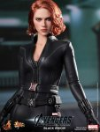 The Avengers - Black Widow Limited Edition Collectible Figurine 08