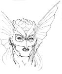 The Savage Hawknam #12 - Thanagarian Princess 02