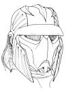 The Savage Hawknam #12 - Thanagarian Soldier 02