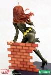 2012 SDCC Exclusive  - Black Widow Gray Costume Variant Bishoujo AFX SDCC Exclusive 03-2