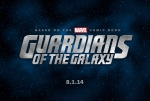 SDCC 2012 - Movie Logos -  Guardians of the Galaxy