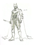 New 52 - Jim Lee Character Study