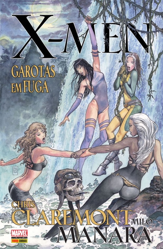 X-Women  Preview Cover
