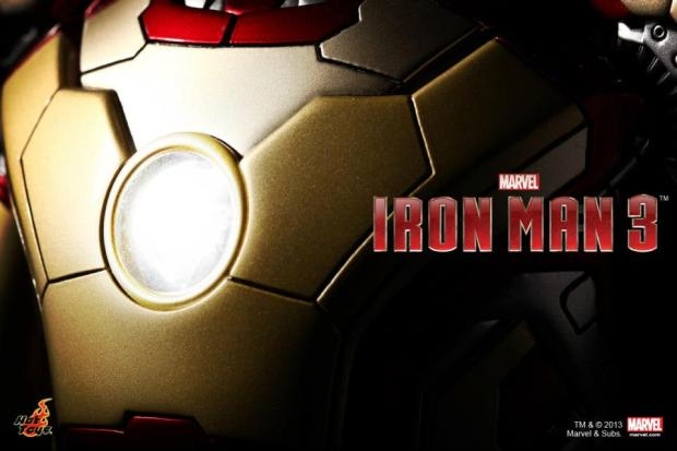 A variety of Iron Man 3 collectibles is coming soon!