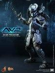 Alien vs. Predator - 1-6th scale Scar Predator Collectible Figure - 01