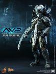 Alien vs. Predator - 1-6th scale Scar Predator Collectible Figure - 03