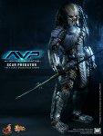 Alien vs. Predator - 1-6th scale Scar Predator Collectible Figure - 04