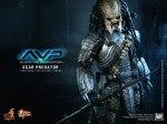 Alien vs. Predator - 1-6th scale Scar Predator Collectible Figure - 12