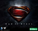 Arriving in 2013 from Kotobukiya - Man of Steel!