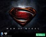 Arriving in 2013 from Kotobukiya - Man of Steel!