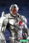 DC Comics Justice League - Cyborg New 52 ARTFX+ Statue - 2nd Photoset 01