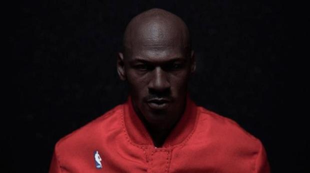Enterbay Michael Jordan Teaser