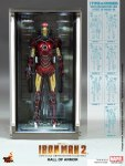 Iron Man 2 - 1-6th scale Hall of Armor Collectible - 01