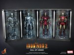 Iron Man 2 - 1-6th scale Hall of Armor Collectible - 08