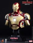 Iron Man 3 - 1-4th scale Mark XLII Collectible Bust 02