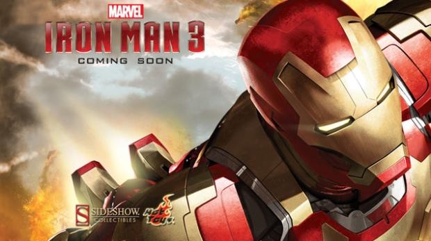 Iron Man 3 Sideshow Teaser