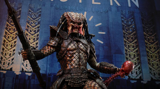 Predator 2 - 1-6th scale City Hunter Predator Teaser