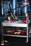 Hot Toys - Iron Man 3 - Tony Stark Limited Edition Collectible Figurine 15
