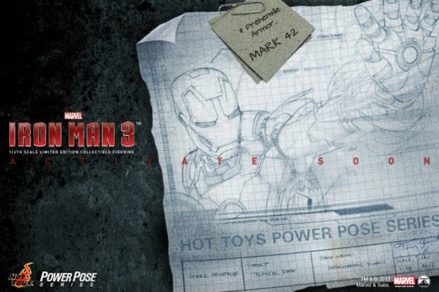 Iron Man 3 - PPS - Mark XLII collectible will be activated soon!