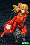Neon Genesis Evangelion Asuka Q Plug Suit Ver Ani-Statue 02