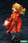Neon Genesis Evangelion Asuka Q Plug Suit Ver Ani-Statue 04