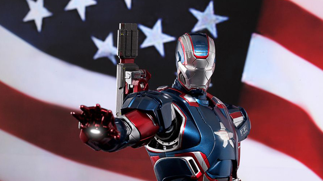 Horizontal Teaser Iron Patriot