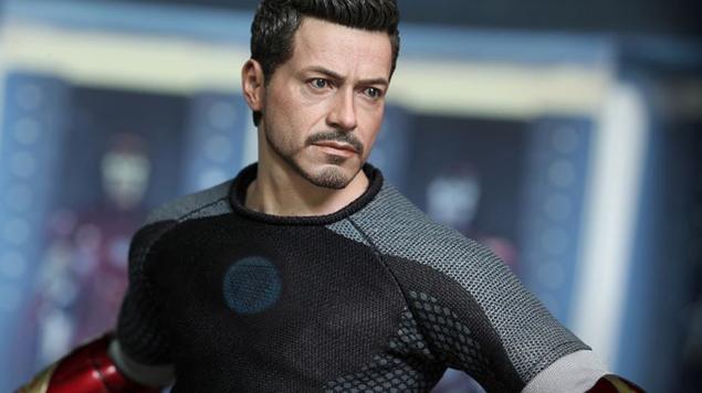 Horizontal Teaser Tony Stark Iron Man 3