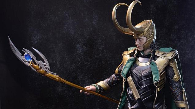 Horizontal Teaser Avengers Loki