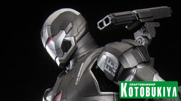 Horizontal Teaser - Iron Man 3 - War Machine