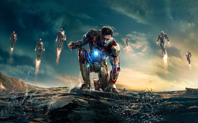 Iron Man 3 Wallpaper HD Blog
