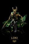The Avengers - Loki Limited Edition Collectible Figurine Photoset - 06