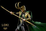 The Avengers - Loki Limited Edition Collectible Figurine Photoset - 07