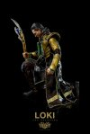The Avengers - Loki Limited Edition Collectible Figurine Photoset - 08