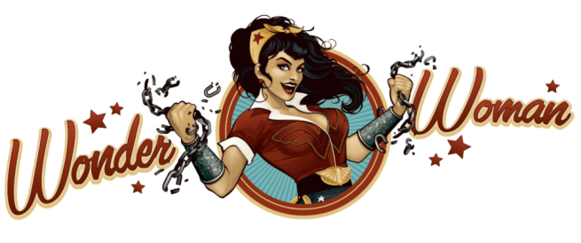 Bombshells - Wonder Woman
