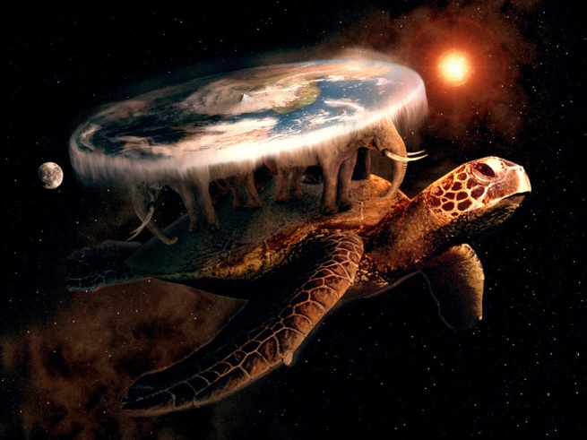 Discworld - The Great A´Tuin