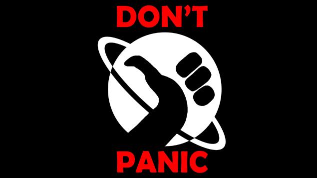 Teaser Don't Panic