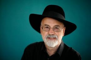 Foto von Terry Pratchett