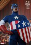 Captain America -  1-6th scale Captain America (Star Spangled 02