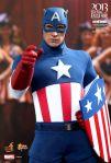Captain America -  1-6th scale Captain America (Star Spangled 06